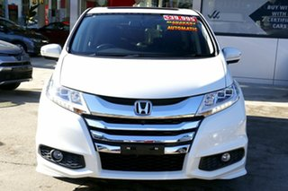 2016 Honda Odyssey RC MY16 VTi-L White Orchid Continuous Variable Wagon
