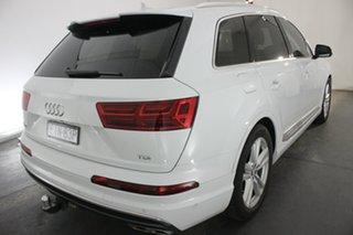 2017 Audi SQ7 4M MY17 TDI Tiptronic Glacier White 8 Speed Sports Automatic Wagon