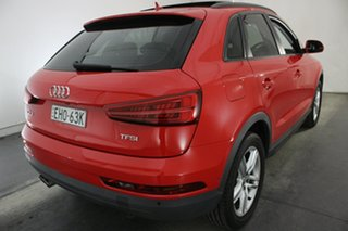 2016 Audi Q3 8U MY16 TFSI S Tronic Misano Red 6 Speed Sports Automatic Dual Clutch Wagon