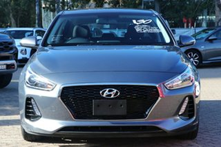 2018 Hyundai i30 PD2 Update Active Grey 6 Speed Auto Sequential Hatchback