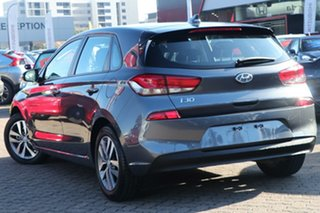2018 Hyundai i30 PD2 Update Active Grey 6 Speed Auto Sequential Hatchback.