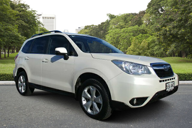 Used Subaru Forester S4 MY13 2.5i-L Lineartronic AWD, 2013 Subaru Forester S4 MY13 2.5i-L Lineartronic AWD 6 Speed Constant Variable Wagon