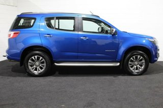 2017 Holden Trailblazer RG MY18 LTZ Power Blue 6 Speed Sports Automatic Wagon.