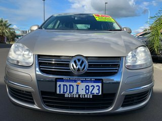 2007 Volkswagen Jetta 1KM MY07 FSI Tiptronic Gold 6 Speed Sports Automatic Sedan