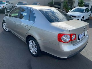2007 Volkswagen Jetta 1KM MY07 FSI Tiptronic Gold 6 Speed Sports Automatic Sedan.
