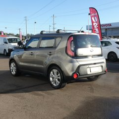 2014 Kia Soul PS MY15 SI Silver 6 Speed Sports Automatic Hatchback