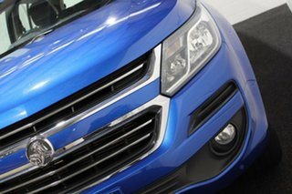 2017 Holden Trailblazer RG MY18 LTZ Power Blue 6 Speed Sports Automatic Wagon
