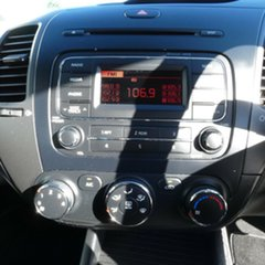 2013 Kia Cerato YD MY13 S Grey 6 Speed Sports Automatic Sedan