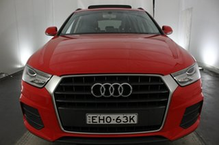 2016 Audi Q3 8U MY16 TFSI S Tronic Misano Red 6 Speed Sports Automatic Dual Clutch Wagon.