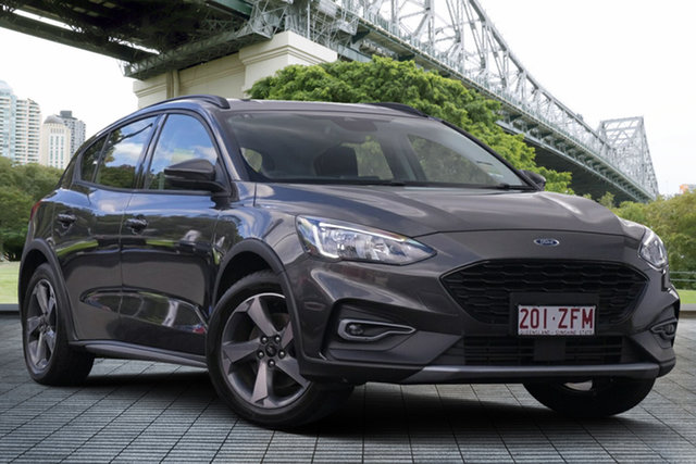 Used Ford Focus SA 2019.75MY Active, 2019 Ford Focus SA 2019.75MY Active Grey 8 Speed Automatic Hatchback
