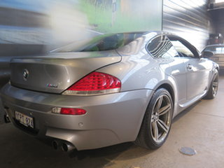 2006 BMW M6 E63 Grey 7 Speed Sequential Manual Coupe