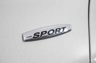 2013 Mercedes-Benz A-Class W176 A250 D-CT Sport White 7 Speed Sports Automatic Dual Clutch Hatchback