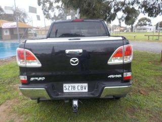 2012 Mazda BT-50 UP0YF1 XTR 6 Speed Sports Automatic Utility