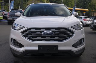2018 Ford Endura CA 2019MY Trend SelectShift FWD White Platinum 8 Speed Sports Automatic Wagon.