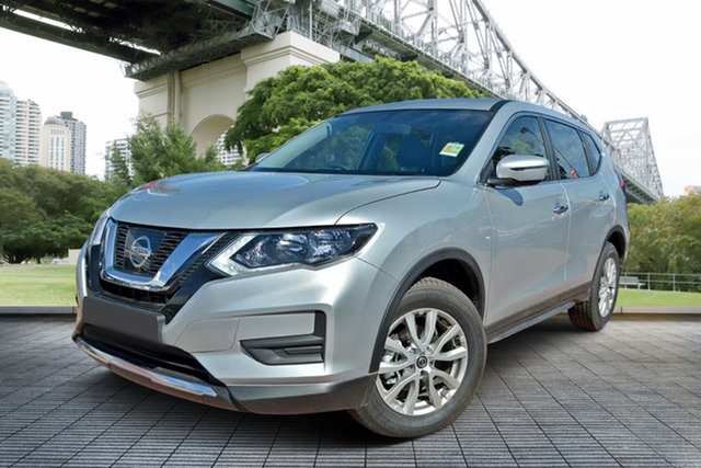 Demo Nissan X-Trail T32 Series II ST X-tronic 2WD, 2020 Nissan X-Trail T32 Series II ST X-tronic 2WD Brilliant Silver 7 Speed Constant Variable Wagon