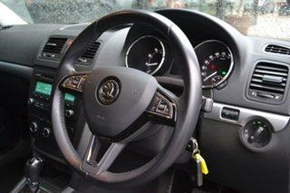 2014 Skoda Yeti 5L MY14 77TSI DSG Active Grey Metallic 7 Speed Sports Automatic Dual Clutch Wagon