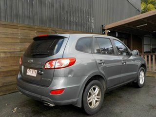 2011 Hyundai Santa Fe CM MY11 SLX Grey 6 Speed Manual Wagon