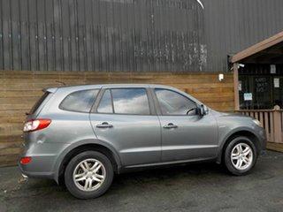 2011 Hyundai Santa Fe CM MY11 SLX Grey 6 Speed Manual Wagon.