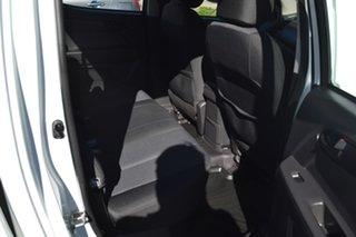 2013 Isuzu D-MAX (No Series) SX White Sports Automatic