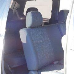 2002 Toyota Tarago ACR30R GLi Silver 4 Speed Automatic Wagon