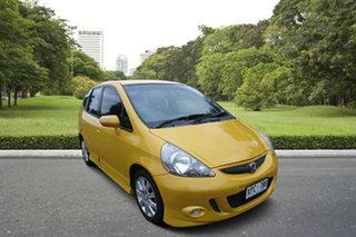 2007 Honda Jazz GD VTi-S 7 Speed Constant Variable Hatchback.