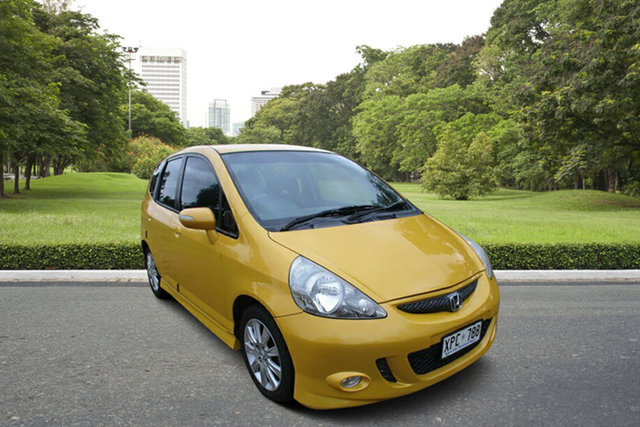 Used Honda Jazz GD VTi-S Murray Bridge, 2007 Honda Jazz GD VTi-S 7 Speed Constant Variable Hatchback