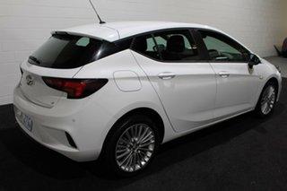 2017 Holden Astra BK MY17 R Summit White 6 Speed Sports Automatic Hatchback.