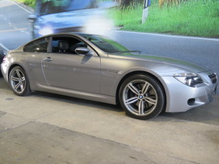 2006 BMW M6 E63 Grey 7 Speed Sequential Manual Coupe.