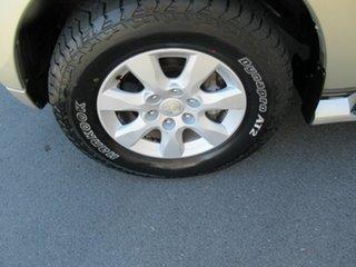 2012 Mitsubishi Pajero NW MY12 GLS Gold 5 Speed Sports Automatic Wagon