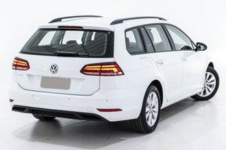 2019 Volkswagen Golf 7.5 MY19.5 110TSI DSG Trendline White 7 Speed Sports Automatic Dual Clutch.