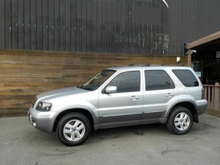 2007 Ford Escape ZC XLT Silver 4 Speed Automatic Wagon