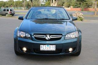 2009 Holden Berlina VE MY09.5 Blue 4 Speed Automatic Sedan.