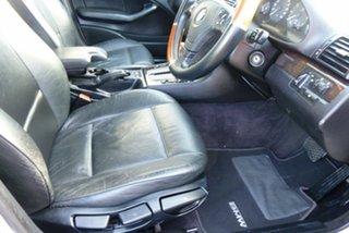 1999 BMW 3 Series E46 318i White 4 Speed Automatic Sedan