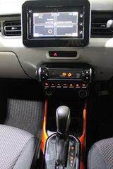 2017 Suzuki Ignis MF GLX White 1 Speed Hatchback