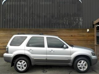 2007 Ford Escape ZC XLT Silver 4 Speed Automatic Wagon.