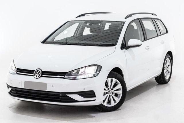Used Volkswagen Golf 7.5 MY19.5 110TSI DSG Trendline, 2019 Volkswagen Golf 7.5 MY19.5 110TSI DSG Trendline White 7 Speed Sports Automatic Dual Clutch
