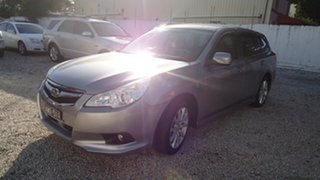 2010 Subaru Liberty B5 MY10 2.5i AWD Silver 6 Speed Manual Wagon