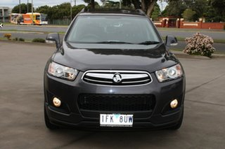 2015 Holden Captiva CG MY15 7 LS Active (FWD) Grey 6 Speed Automatic Wagon.