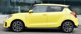 2020 Suzuki Swift AZ Series II Sport Yellow 6 Speed Manual Hatchback