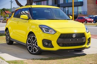 2020 Suzuki Swift AZ Series II Sport Yellow 6 Speed Manual Hatchback.