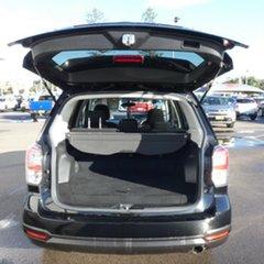 2017 Subaru Forester S4 MY17 2.5i-L CVT AWD Crystal Black 6 Speed Wagon