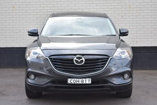 2013 Mazda CX-9 TB10A5 Luxury Activematic Black 6 Speed Sports Automatic Wagon