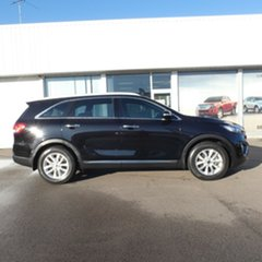 2015 Kia Sorento UM MY16 SI Black 6 Speed Sports Automatic Wagon.