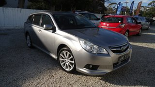 2010 Subaru Liberty B5 MY10 2.5i AWD Silver 6 Speed Manual Wagon.