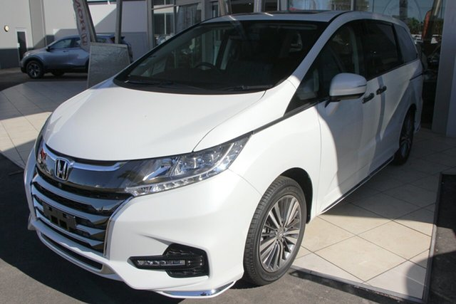 New Honda Odyssey  , Odyssey 5 Doors Auto VTI-L 20