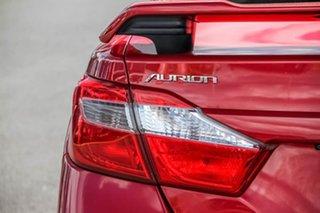 2013 Toyota Aurion GSV50R Sportivo SX6 Red 6 Speed Sports Automatic Sedan