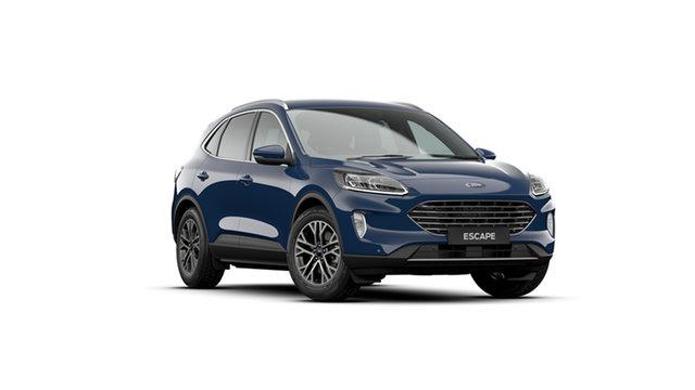 New Ford Escape  , 2020 Ford Escape EU MY20.75 Blazer Blue 8 Speed Automatic Wagon
