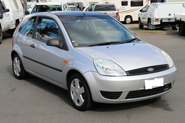 Used Ford Fiesta WP LX, Ford Fiesta WP LX Silver 5 speed Manual Hatchback