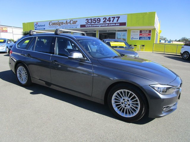 Used BMW 320i F31 MY0813 Touring, 2014 BMW 320i F31 MY0813 Touring Grey 8 Speed Sports Automatic Wagon