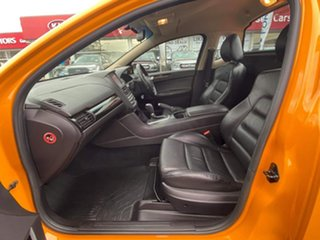 2014 Ford Falcon XR6 - Turbo Orange Sports Automatic Utility - Extended Cab